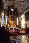 Ołtarz główny w zamojskiej Katedrze