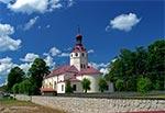 Kościół parafii Matki Bożej Częstochowskiej w Tereszpolu