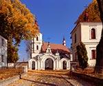 Kościół św. Mikołaja w Szczebrzeszynie (Max. wielkość obrazu - 128 mln.pix)