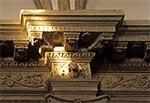 Detale we wnętrzu Katedry Zamojskiej