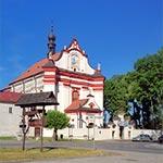 Kościół pw. Nawiedzenia Najświętszej Maryji Panny - główne Sanktuarium Diecezji Zamojsko-Lubaczowskiej