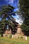 Cerkiew św. Paraskewy w Łówczy, zbudowana w latach 1796-1799. Obecnie kościół filialny pw. Matki Bożej Bolesnej