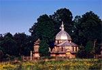 Cerkiew Podwyższenia Krzyża Świętego w Dahnowie