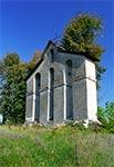 Dzwonnica cerkwi w Chotylubiu