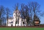 Cerkiew w Korniach
