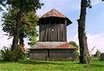 Dzwonnica cerkwi Niepokalanego Poczęcia NMP w Budyninie