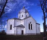 Cerkiew św. Parasekwy w Korniach - obecnie kościół filialny parafii w Siedliskach