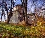 Cerkiew w Lubyczy Królewskiej-Kniazie, pw. św. Paraskewy, z 1785r.