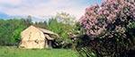 Zabudowania dawnego folwarku w Rudzie Różanieckiej