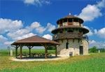 Wieża widokowa między Grabowicą a Suścem