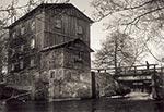 Młyn wodny w Bondyrzu - zdjęcie z dawnych czasów