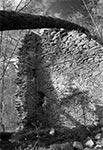 Ruiny papierni koło Hamerni