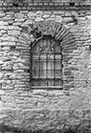 Okno cerkwi w Płazowie
