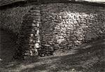 Fragment muru cerkwi w Radrużu