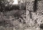 Fragment kaplicy cmentarnej Hulimków w Mycowie