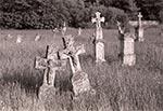 Cmentarz w Dziewięcierzu-Moczarach