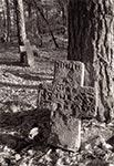 Cmentarz w Starej Hucie na początku XXI wieku