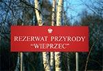 """Rezerwat przyrody """"Wieprzec"""""""