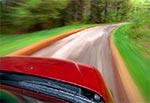 Najciekawsza do jazdy wszelakimi pojazdami droga Roztocza wiedzie przez Górę Brusno - jest wąska, kręta i ma spore różnice wysokości.