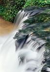 Najwyższy wodospad Roztocza - potok Jeleń