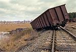 Wypadek kolejowy pod Izbicą