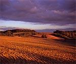 Jesienny pejzaż Roztocza Środkowego